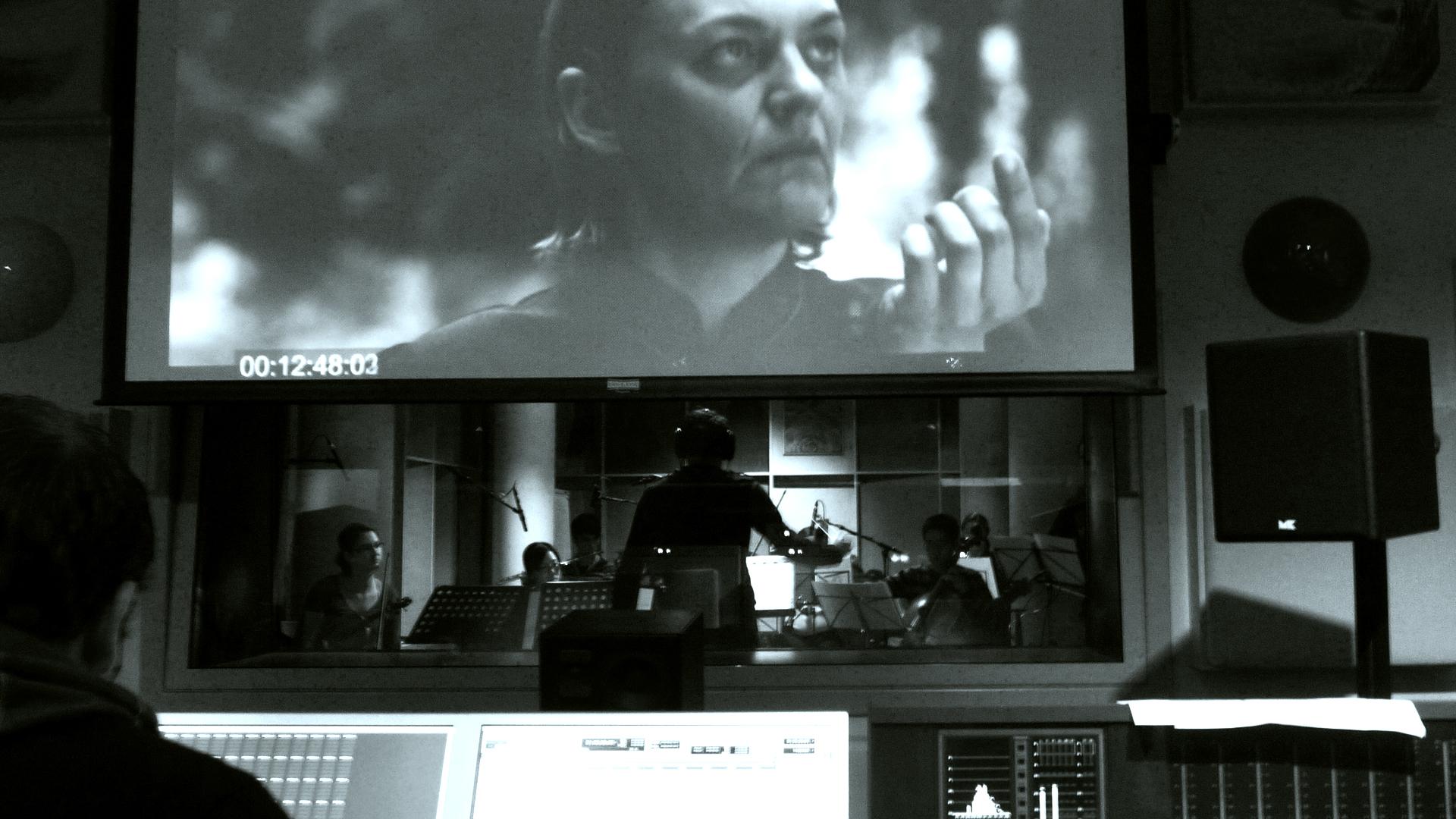 Max I. Milian, Komponist, Arrangeur, Filmmusik München, Orchestereinspielung
